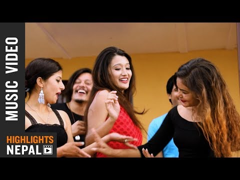 (Bhancha Sathile - Pawan Khadka Ft. Sekher, Saru, Rupesh, Sapana, Amar, Binita | New Nepali Song 2018 - Duration: 3 minutes, 38 seconds.)