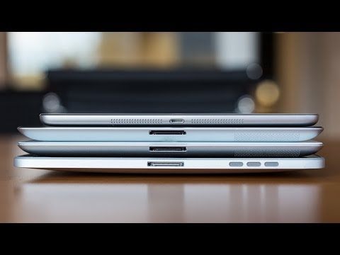 new ipad review - Here we go. With new tablet season in full swing, we take an in-depth look at Apple's flagship tablet, the iPad Air. Here's how it compares to every single i...