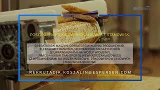 Film do artykułu: Espersen Koszalin zwiększa...