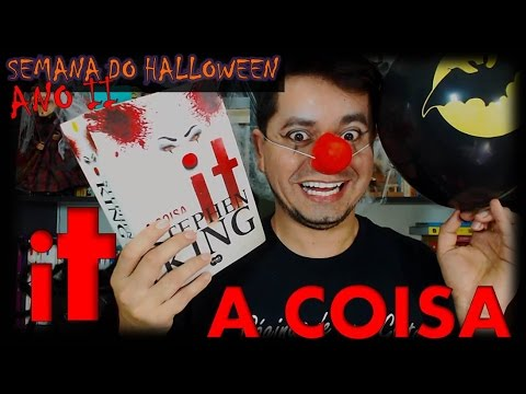 It (A Coisa) - Stephen King | #SemanaDoHalloween