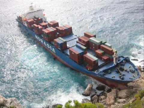 Nehody lodí