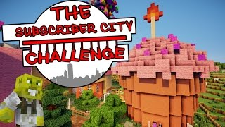 MASSIVE CUPCAKE!! | The Subscriber City Challenge | Ep.8