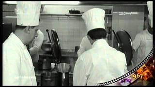 Ein Blick hinter die Hotelkulissen der 60er Jahre