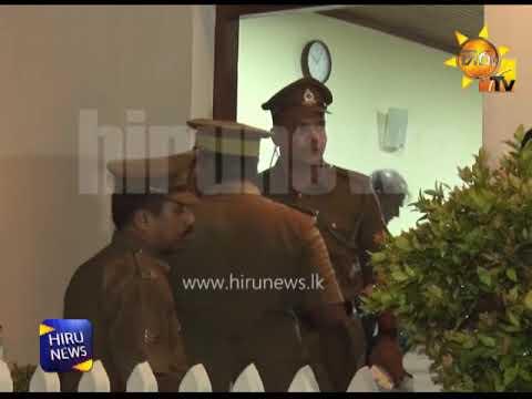 Arrested former DIG Nalaka de Silva remanded