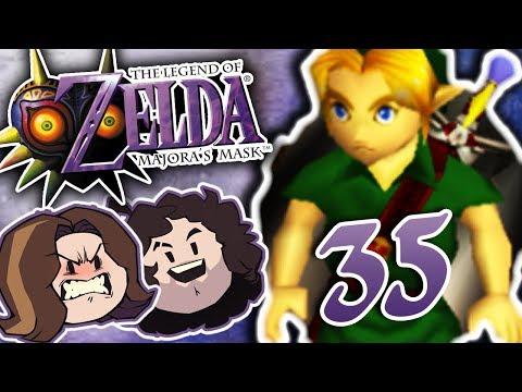 Zelda Majora's Mask: Ke$ha - PART 35 - Game Grumps
