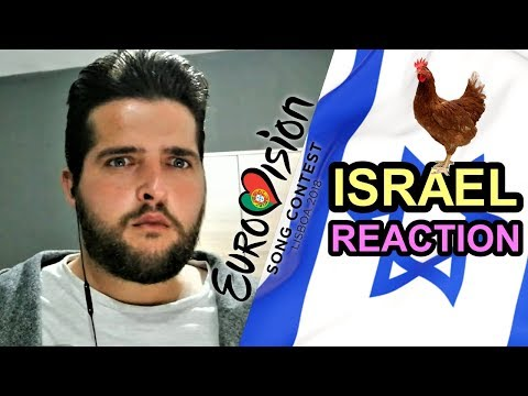 Eurovision 2018 Israel - REACTION & REVIEW [Netta - Toy]