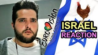 Video Eurovision 2018 Israel - REACTION & REVIEW [Netta - Toy] MP3, 3GP, MP4, WEBM, AVI, FLV Maret 2018