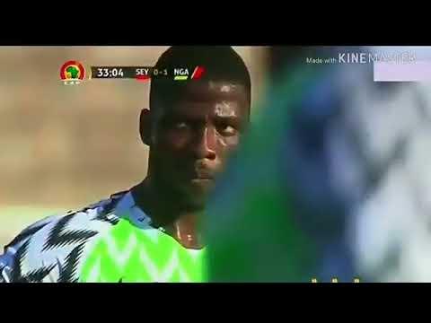Seychelles vs Nigeria 0-3 All goals first time /  بالفيديو - نيجيريا تمطر شباك سيشيل بثلاثية