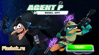 Видеообзор Agent P Rebel Spy (Star Wars)