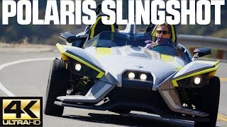 6. 2018 Polaris Slingshot SLR Review | 4K