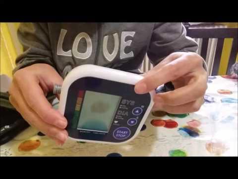 Topop Blood Pressure Monitor Amazon recensione review