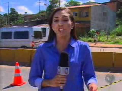 Motorista de van é executado em Simões Filho