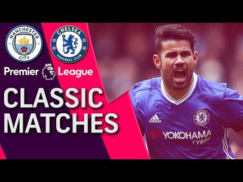 Video: Manchester City v. Chelsea I PREMIER LEAGUE CLASSIC MATCH I 12/3/16 I NBC Sports
