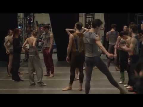 NYC Ballet's Gretchen Smith on DGV: Danse à Grande Vitesse