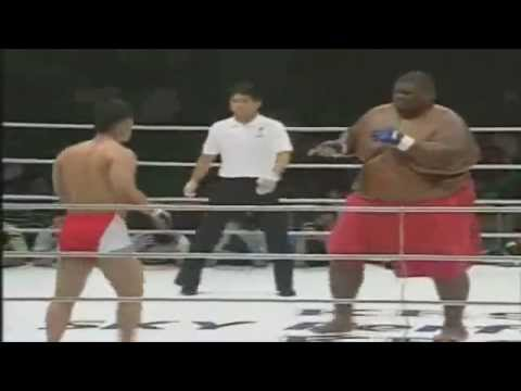 fighter - MMA Fighter 600lbs Sumo Vs 169lbs MMA Fighter.