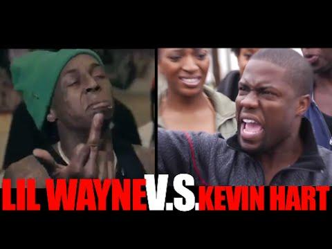 Lil Wayne vs. Kevin Hart (Freestyle Battle/Cypher)