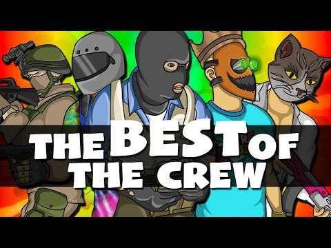The BEST of The Crew! - Funny Moments Gaming Montage! (Part 13)