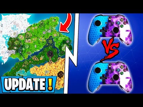"*NEW* Fortnite Update! | S10 ""Neo World"" Map, Everyone's Free Item, Console Update!"