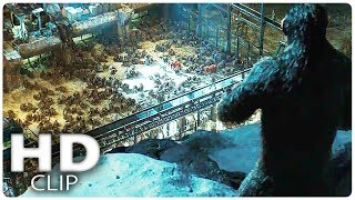 """Nonton WAR FOR THE PLANET OF THE APES """"Ape Prison"""" Clip + Trailer (2017) Film Subtitle Indonesia Streaming Movie Download"""