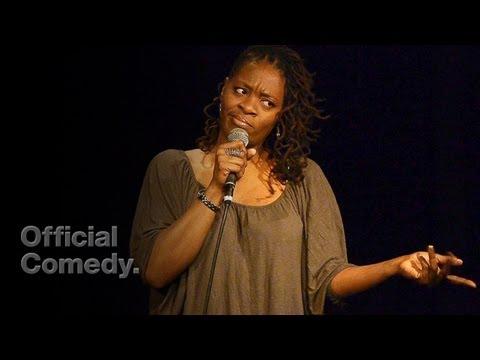 PlayStation & Mario Bros. - Hadiyah Robinson - Official Comedy Stand Up