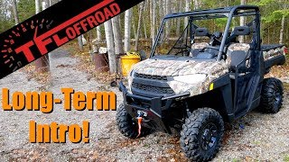 6. Meet the 2019 Polaris Ranger XP1000 Backcountry Edition! Long-Term Test Introduction