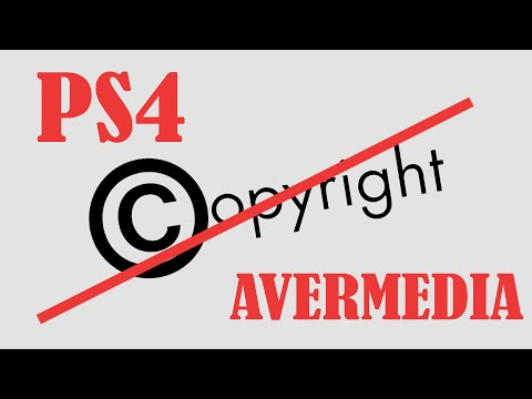 how fix Copyright protected problem Avermedia on PS4/PS4 Pro/PS4 Slim 🔚