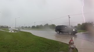 Pflugerville (Tx) United States  city images : Flooding in Pflugerville, TX