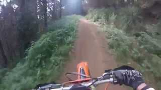 10. Ktm 200 Dome Valley Enduro Track 2015