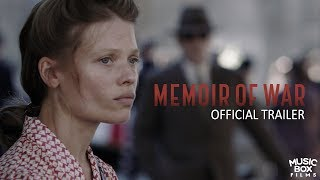 Nonton MEMOIR OF WAR - Official U.S. HD Trailer Film Subtitle Indonesia Streaming Movie Download