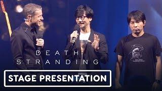 Death Stranding Full Gamescom Opening Night Presentation - Gamescom 2019 by IGN