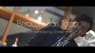 Video Yura Yunita - Berawal Dari Tatap ( saxophone cover by Christian Ama ) MP3, 3GP, MP4, WEBM, AVI, FLV Mei 2019