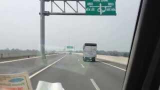Long An Vietnam  City new picture : Freeway near Long An Vietnam