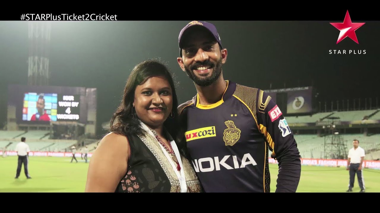 STAR Plus Dekho VIVO IPL Jao | Ankita Majumdar