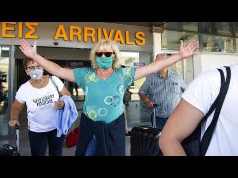 COVID-19: Πρωτοφανές πλήγμα στην παγκόσμια τουριστική βιομηχανία…