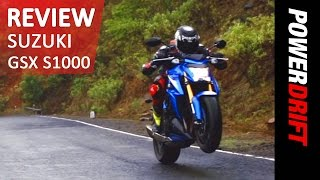 7. Suzuki GSX S1000 : Review : PowerDrift