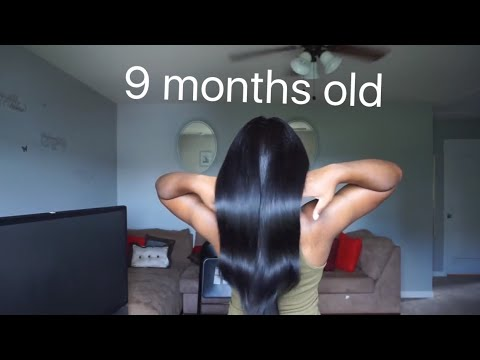 How To Maintain Hair Extensions! Tips To Revive Your Weave, Blending Leave Out + 5-9 Month Review
