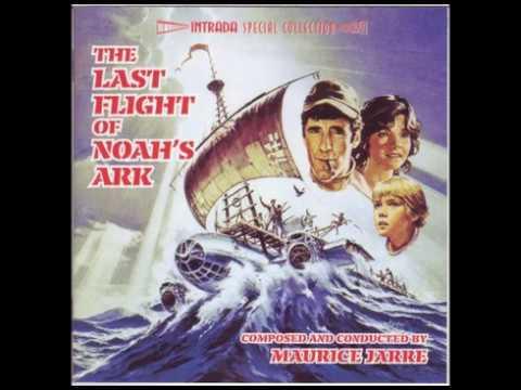 Maurice Jarre- The Last Flight of Noah's Ark-  Montage