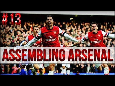 Fifa 13 | ASSEMBLING ARSENAL (EP13) - WE ATTACK THE CUP!