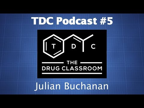 TDC Podcast 5 - Julian Buchanan on the Global Drug Policy Problem