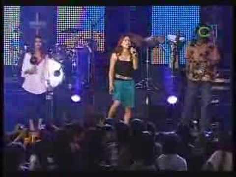 En Los Premios Nuestra Tierra 2008 Adriana Lucia