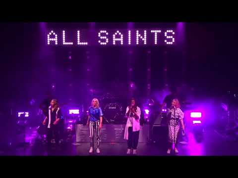 All Saints (@AllSaintsOffic)-Love Lasts Forever @ElectricBrixton, 11th July 2018