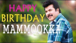 Happy Birthday Mammookka Song Video, Mammootty song