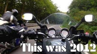 10. THIS WAS 2012 I Suzuki Bandit 1200 S