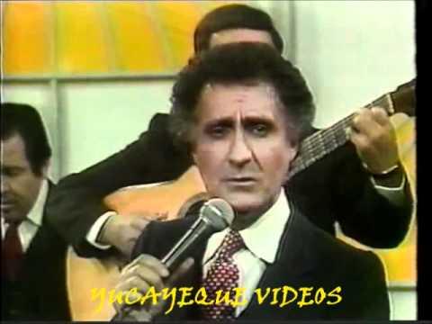 VICTOR YTURBE (Pirulí) - Canta a Roberto Cantoral
