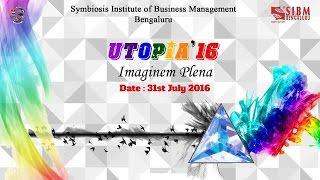 Utopia 2016 | #ImaginemPlena | Official Video