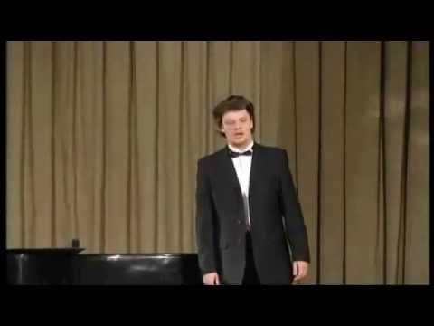 Occhi di fata (Denza, Luigi) Nikolay Shamov, Николай Шамов (тенор)