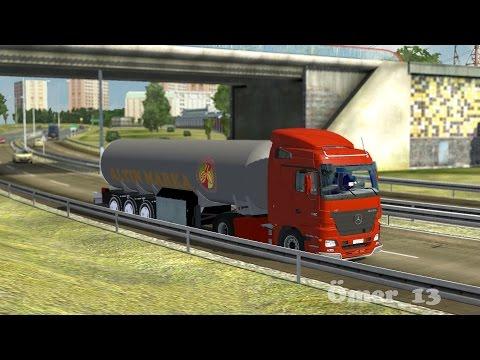 Altin Marka Truck + Trailer Pack