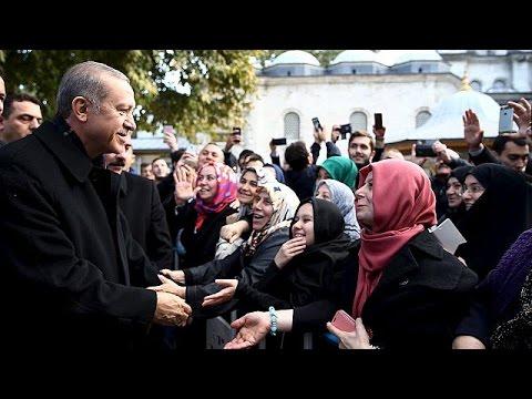 Τουρκία: Προβληματισμός Ευρωπαίων παρατηρητών για το κλίμα φόβου στην προεκλογική περίοδο