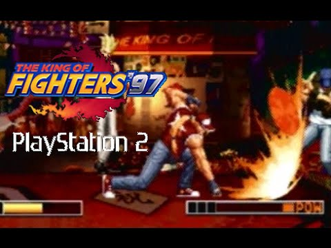 the king of fighters 97 playstation 1