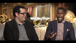 Kevin Hart & Josh Gad Interview Turns Into A Rap Battle